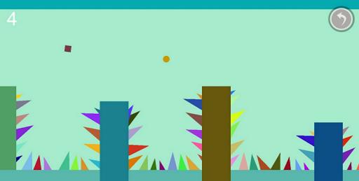 Impossible Jumps - Endless platformer game  screenshots 1