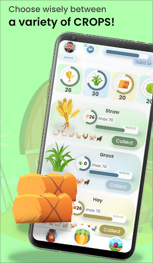 Farm Simulator! Feed your animals & collect crops! 1.7 screenshots 2