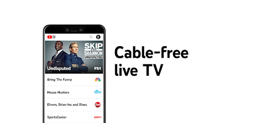 YouTube TV: Live TV & more - Apps on Google Play