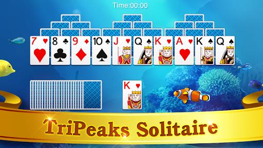 TriPeaks Solitaire  screenshots 5
