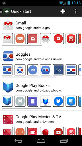 Awesome icons 0.15.3 Screenshots 5