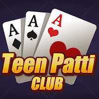 Teen Patti-Club - real 3patti  poker game online