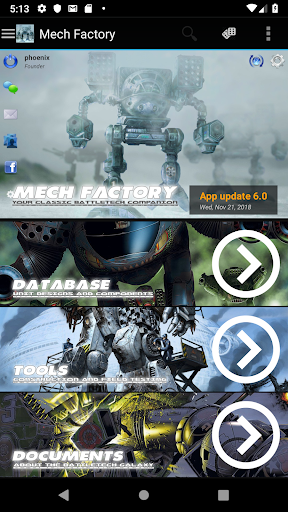 Mech Factory 8.9.9 screenshots 1
