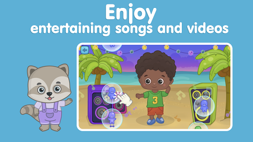 Bimi Boo Kids Learning Academy 1.0.38 screenshots 5