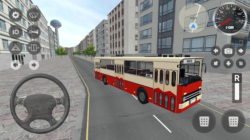 City Bus Simulator Ankara Apk 0.11 screenshots 3