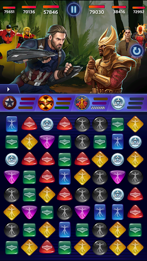 MARVEL Puzzle Quest: Join the Super Hero Battle! 230.575222 Screenshots 18