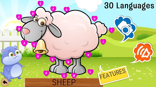 Alphabets game – Numbers game APK 3