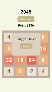 Game Puzzle 2048 5