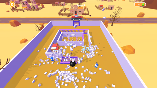Prison Wreck - Free Escape and Destruction Game android2mod screenshots 6