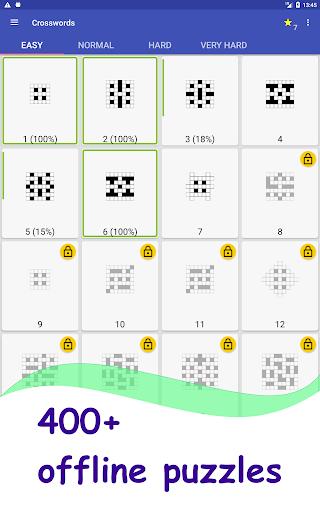 English Crossword puzzle 1.8.6 Screenshots 10