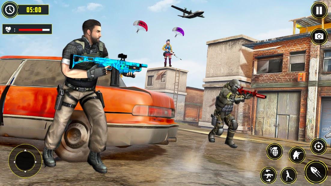 New Cover Strike 2021: 3v3 team Shooter screenshot 1