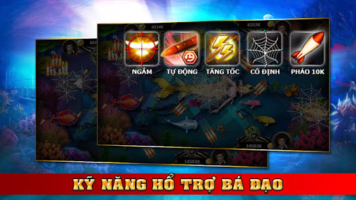 Fishing Pirate - Hải Tặc Bắn Cá - Ban Ca Ăn Xu For PC Windows (7, 8, 10, 10X) & Mac Computer Image Number- 7