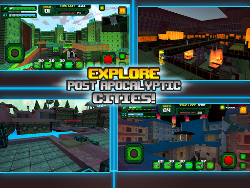 Rescue Robots Sniper Survival 1.101 screenshots 14