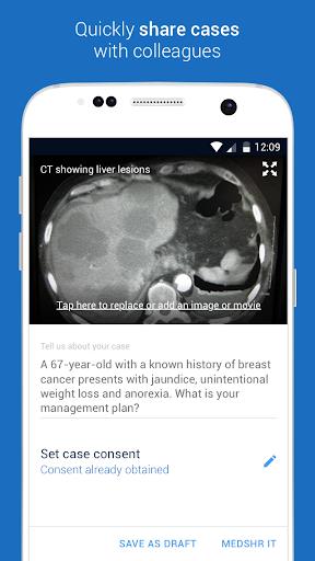 MedShr: Discuss Clinical Cases 15.7 Screenshots 4