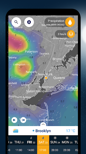 Ventusky: Weather Maps 14.0 Screenshots 5