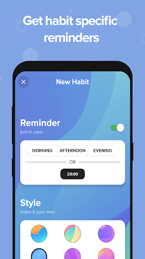 lvlup - habit trainer  screenshots 4