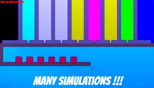 🌊 Water Physics Simulation 🌊 5