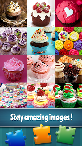Cupcakes Jigsaw Puzzle Game For PC Windows (7, 8, 10, 10X) & Mac Computer Image Number- 10