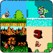 Super City Mario 8 in 1 Game Collections