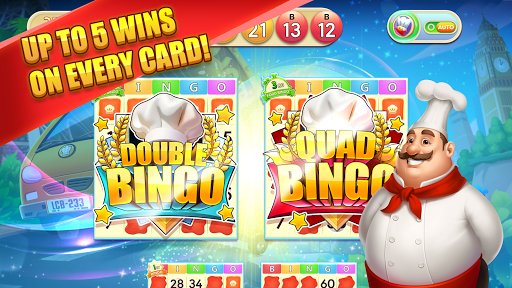 Bingo Frenzy: Lucky Holiday Bingo Games for free 3.6.1 screenshots 2