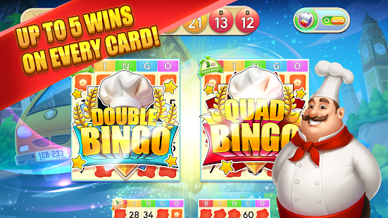 Bingo Frenzy: Lucky Holiday Bingo Games for free 3.6.11 Screenshots 2
