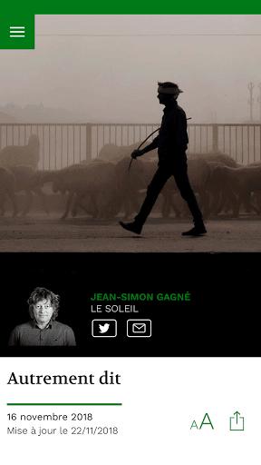 Le Droit modavailable screenshots 4