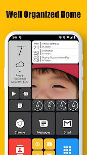 Square Home Key MOD Apk 8 (Unlimited Money) 1