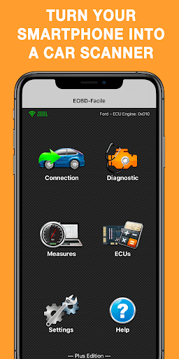 eobd facile - obd2 scanner car diagnostic elm327 screenshot 1