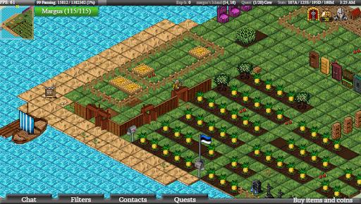 RPG MO - Sandbox MMORPG apktreat screenshots 2