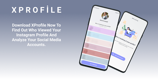 XProfile - Instagram Followers Analysis hack tool