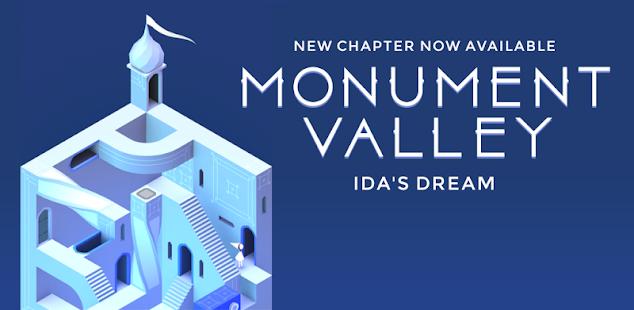Скриншот №1 к Monument Valley