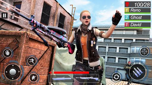 FPS Commando Secret Mission - Real Shooting Games apkpoly screenshots 5