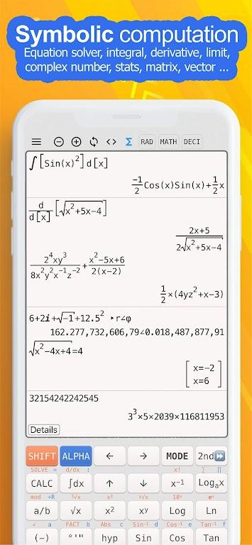 Camera math calculator - Take photo to solve  poster 2