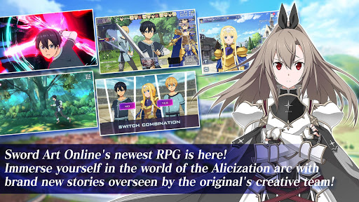 Sword Art Online Alicization Rising Steel https screenshots 1