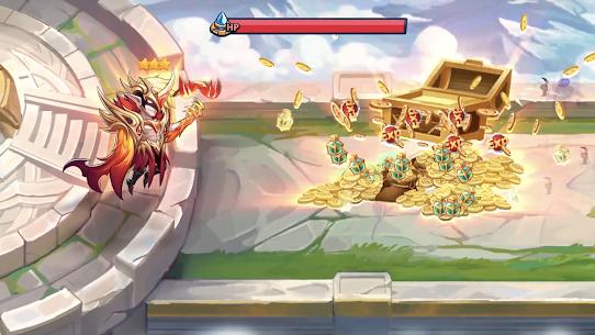 Summoner Merge TD: Tower Battle Legends Idle Games 2