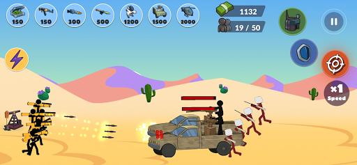 Stickman World Battle 1.02 screenshots 6
