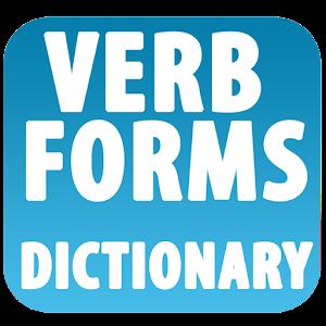 English Verb forms