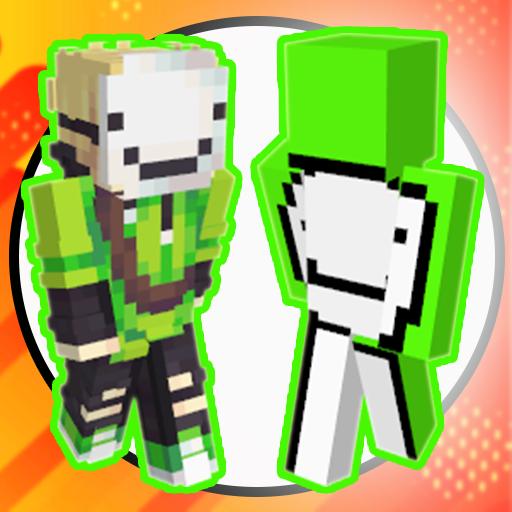 | Dream Skins | for Minecraft PE (Update) |