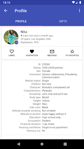 InDating - new dating 2.2.4 Screenshots 4