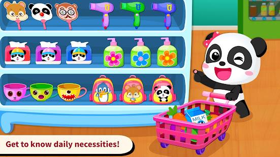 Baby Panda's Supermarket screenshots 7