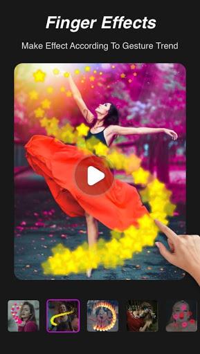 Magic Video Effect - Music Video Maker Music Story apktram screenshots 5