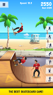 Flip Skater Screenshot