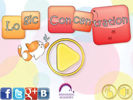 Logic, Memory & Concentration Games Free Learning apktram screenshots 9