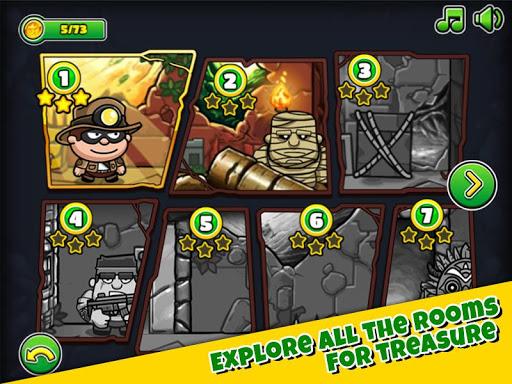 Bob The Robber 5: Temple Adventure  screenshots 3