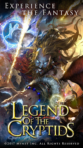 Legend of the Cryptids (Dragon/Card Game)  screenshots 1