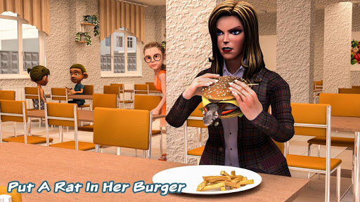 Scare Scary Evil Teacher 3D: Spooky & Creepy Games 1.0.8 Screenshots 7