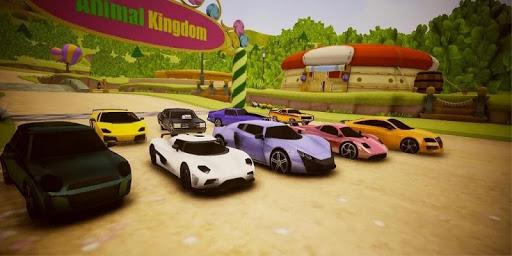 Rush: Extreme Racing Multiplayer Drift game  screenshots 15