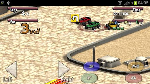 Time to Rock Racing Demo 1.21 screenshots 3