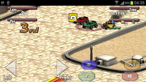 Time to Rock Racing Demo modavailable screenshots 3
