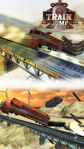 Can a Train Jump? apklade screenshots 2